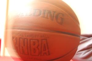 Official Spalding Gameball NBA