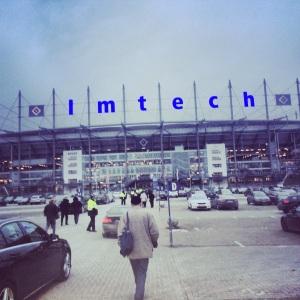 Bald nur noch Zweitliga-Spielstätte? Die Imtecht-Arena des HSV. (Quelle: Berger)