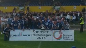 Oddset-Pokal-Sieger 2014: Der USC Paloma